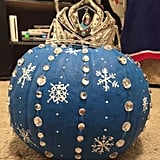 Winter Wonderland Pumpkin