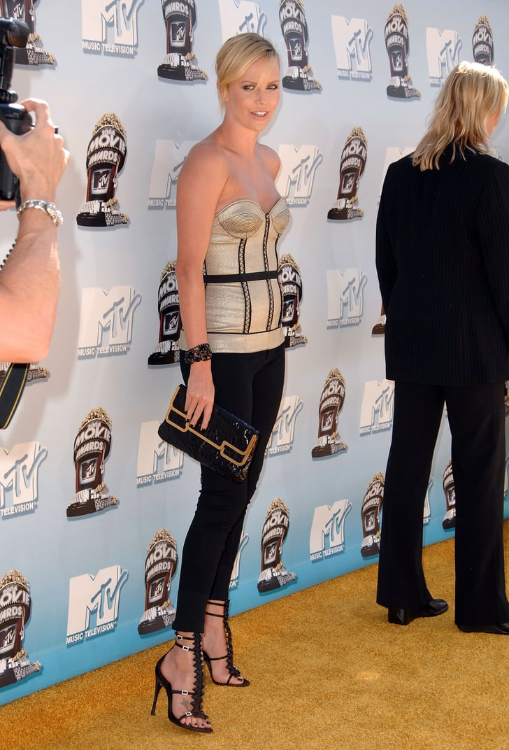 Can You Dye Carpet >> Charlize Theron Style | Charlize Theron Style Pictures | POPSUGAR Fashion Photo 65