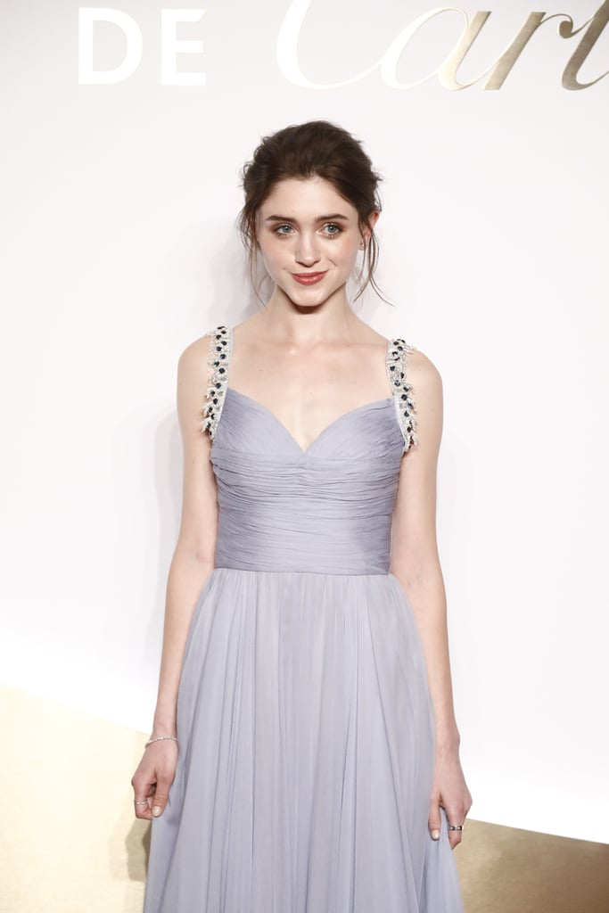Natalia Dyer Is Like a Disney Princess in This Dress — All She Needs Are Some Glass Slippers