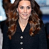 Kate Middleton at a Special Performance of Dear Evan Hansen
