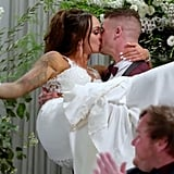 Hayley and David's MAFS Wedding Pictures 2020
