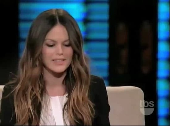 Rachel Bilson Reminisces About Her Days as a Valley Girl on Lopez Tonight