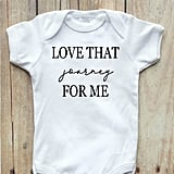 Schitt's Creek Love That Journey For Me Onesie
