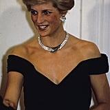 Sexy Banquet Guest Diana