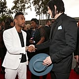 Miguel and Jack White