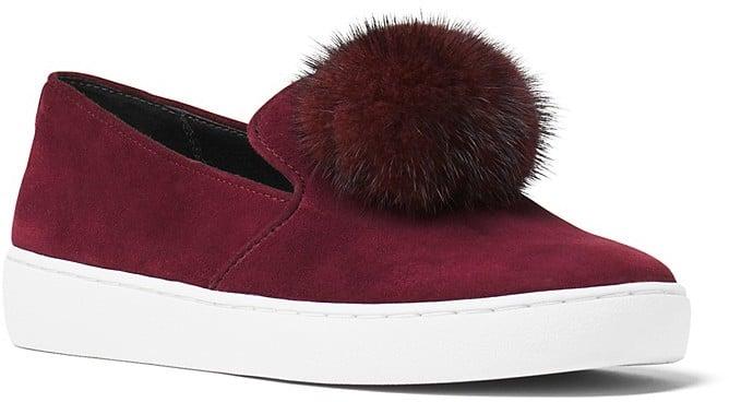 f8c3de2cfbf Pom-Pom Sneaker Trend