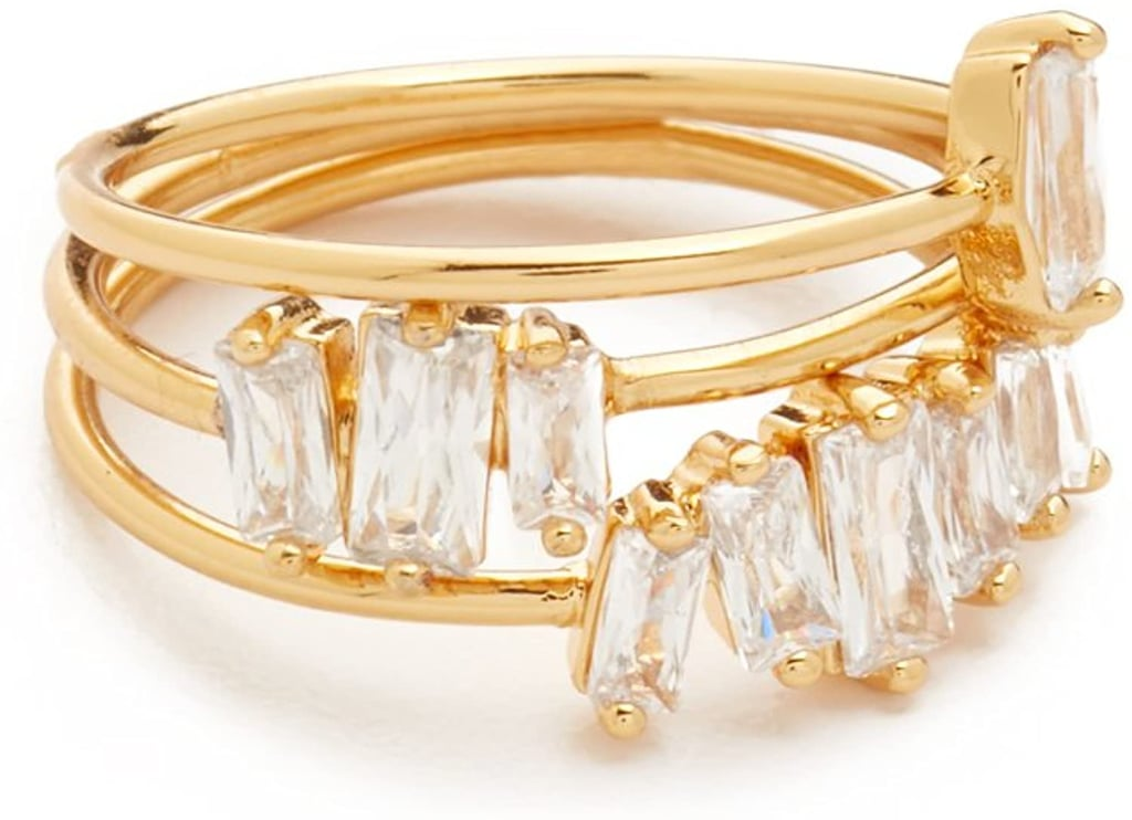 An On-Trend Ring Set