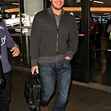Chris Pratt Flashes His Heart-Melting Smile During an Outing in LA