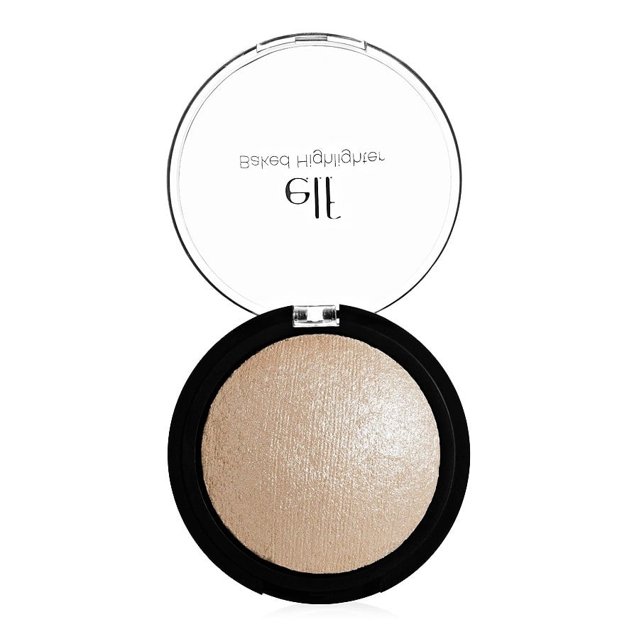 Try Now: E.L.F. Baked Highlighter in Moonlight Pearls ($4)