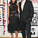 Kelly Klein and Donald Drawbertson at John Demsey Presents Donald Drawbertson.