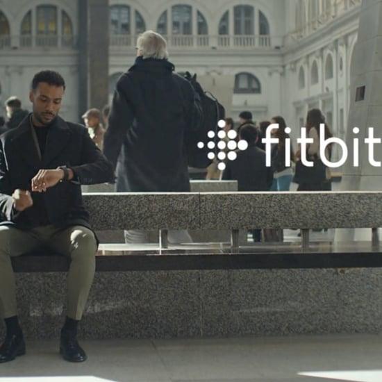 Fitbit Super Bowl Ad