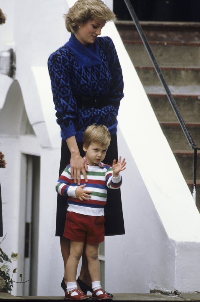 Prince William on Missing His Late Mother