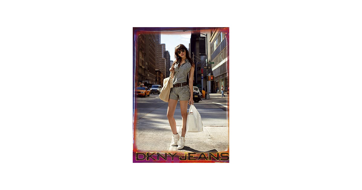 Daisy Lowe in New York for DKNY Jeans | POPSUGAR Fashion UK