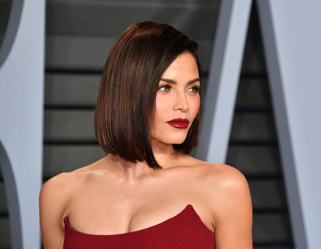 Jenna Dewan Tatum Vanity Fair Oscars Party Dress 2018 | POPSUGAR ...