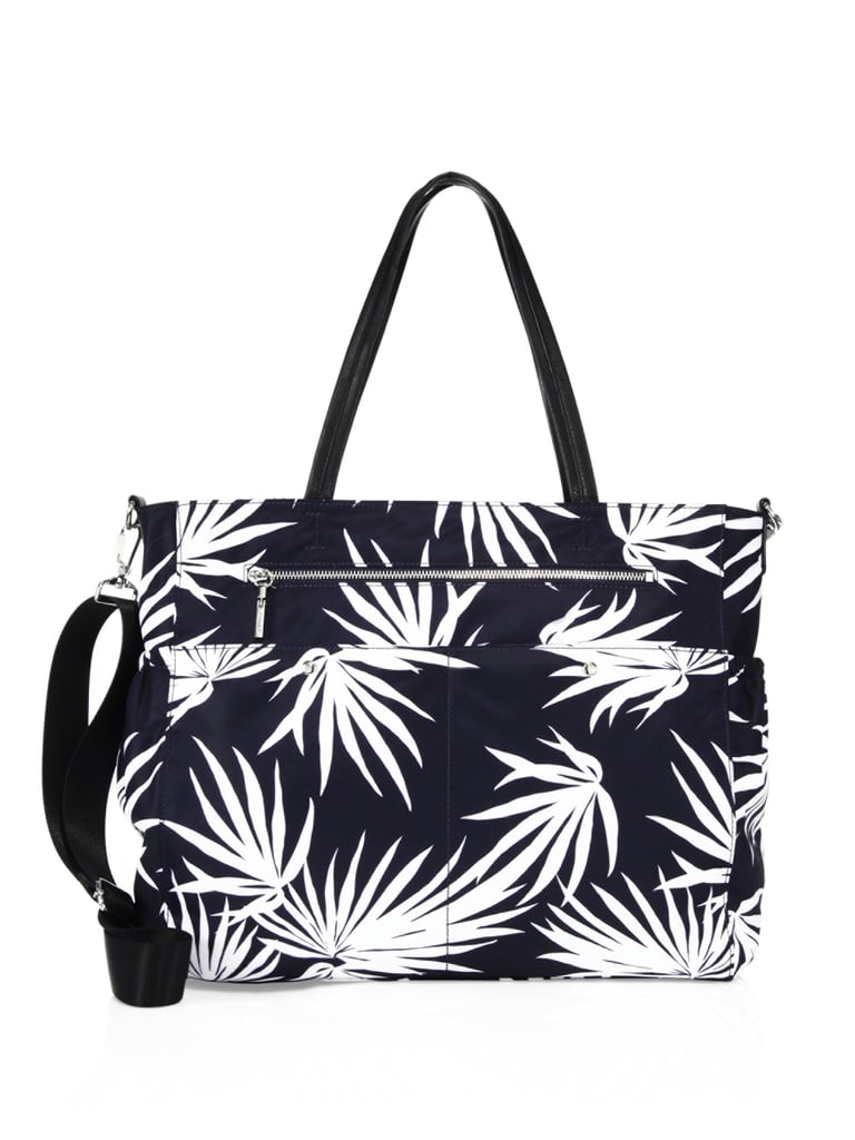 Milly Minis Printed Diaper Bag
