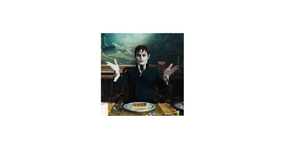 dark shadows movie review Mixed-up depp/burton vampire comedy has blood, innuendo read common  sense media's dark shadows review, age rating, and parents guide.