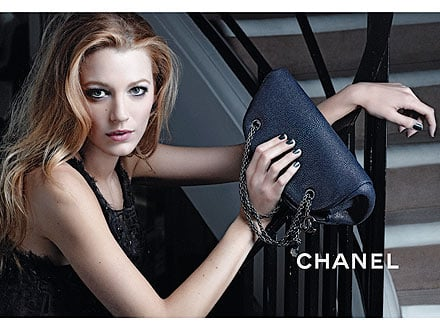 See Behind the Scenes of Blake Lively's New Chanel Ads!