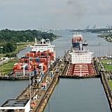 Cross the Panama Canal