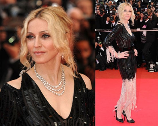 2008 Cannes Film Festival: Madonna