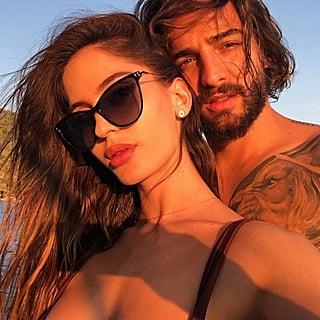 Maluma and Girlfriend Natalia Barulich Pictures