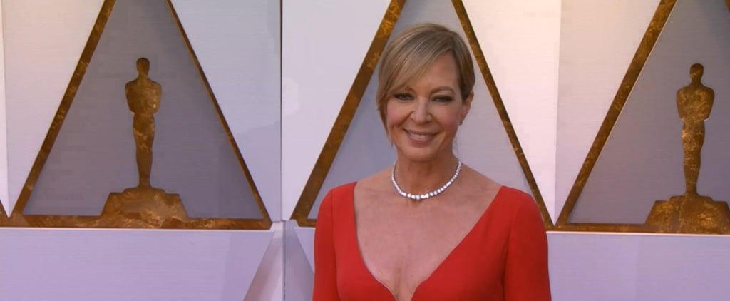 2018 Oscars Red Carpet Looks