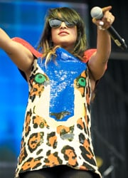 """M.I.A. Song """"Born Free"""""""