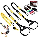 PetSply Upgraded Pro Bodyweight Fitness Resistance Trainer Kit