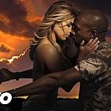 """""""Bound 2,"""" Kanye West"""
