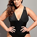 Ashley Graham x Swimsuits For All Cats-Meow Swimsuit