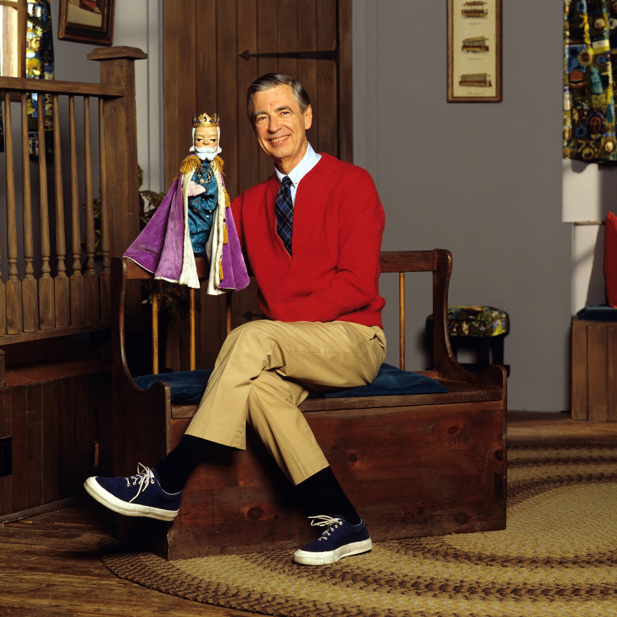 Reactions To Won T You Be My Neighbor Mister Rogers Doc Popsugar Entertainment
