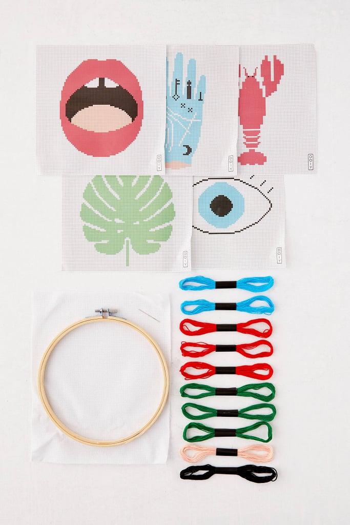 Stitch It DIY Cross-Stitch Kit
