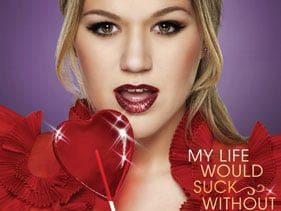 """Kelly Clarkson's """"My Life Would Suck Without You"""" Video"""