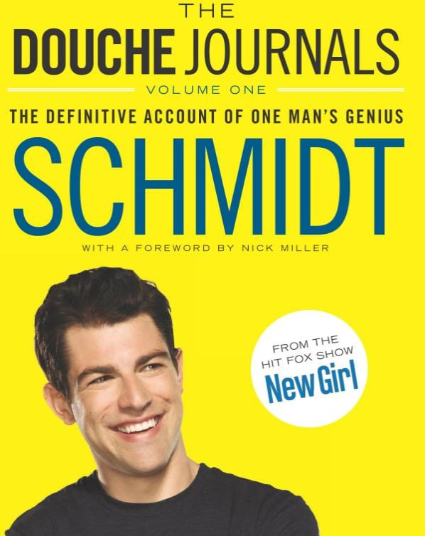 The Douche Journals: The Definitive Account of One Man's Genius ($13)