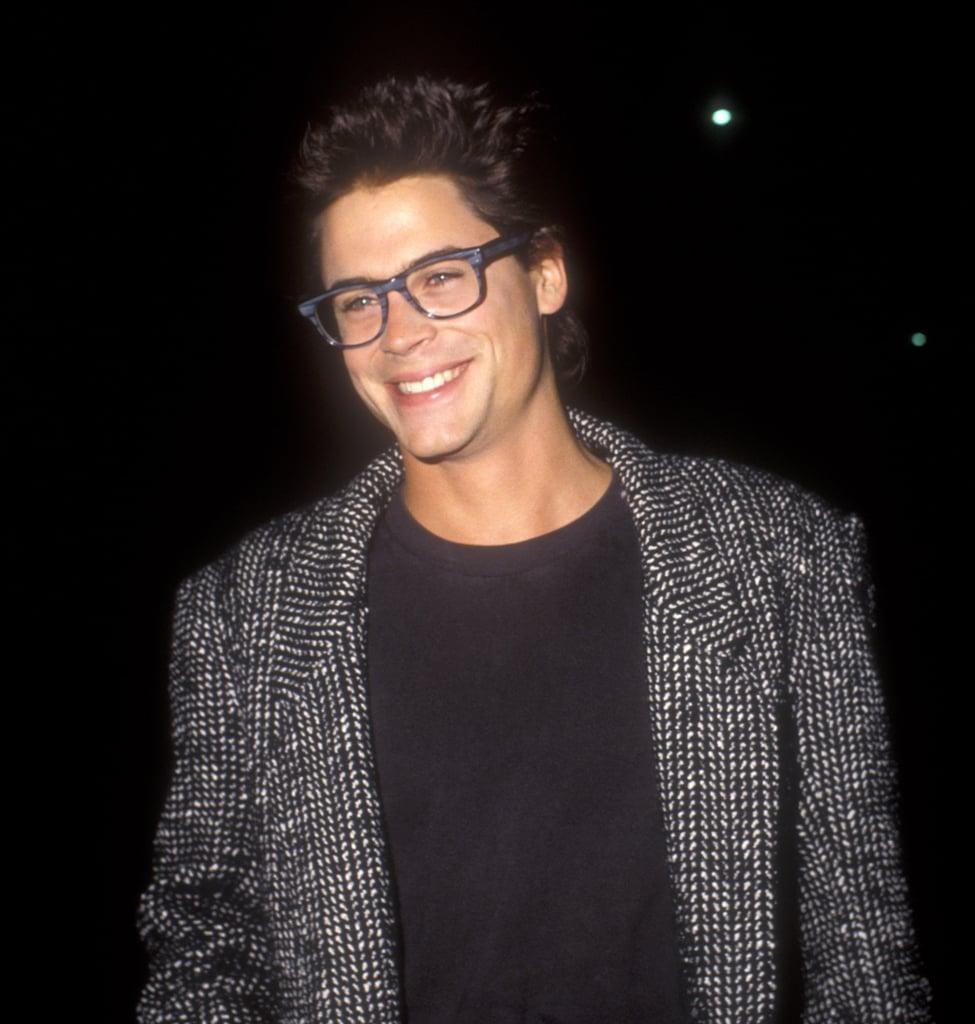 Rob Lowe, 1986