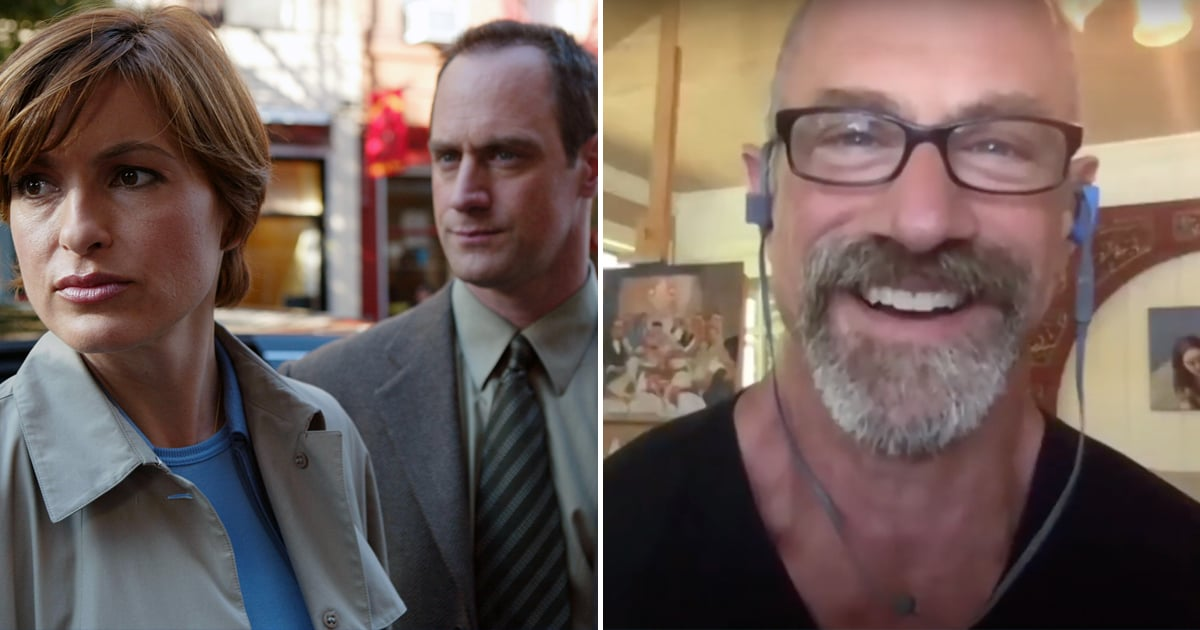 "Christopher Meloni Confirmed Mariska Hargitay Will Appear on His Law & Order Spinoff: ""Oh Yeah!"""
