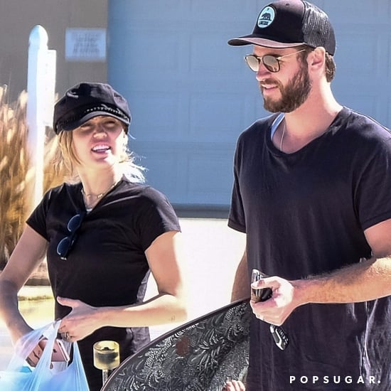 Miley Cyrus and Liam Hemsworth Wedding Rings