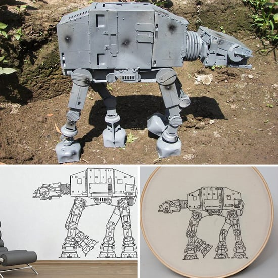 AT-AT Star Wars Goods For Imperial Army Enthusiasts