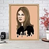 Gloria Steinem Print
