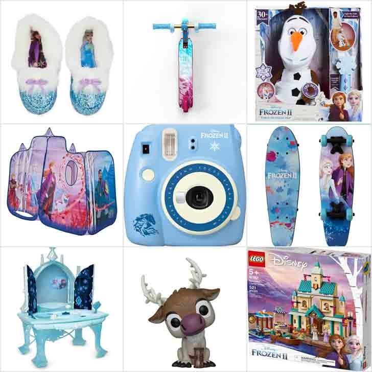 A Bunch of Frozen 2 Toys Are Hitting the Shelves on Friday — Here's Your Sneak Peek at Tons of Products!