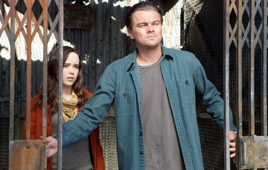 Photos of Leonardo DiCaprio and Joseph Gordon-Levitt in Inception