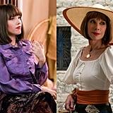 Jessica Keenan Wynn and Christine Baranski as Tanya