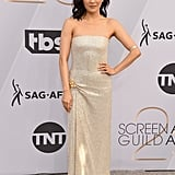 Constance Wu at the 2019 SAG Awards