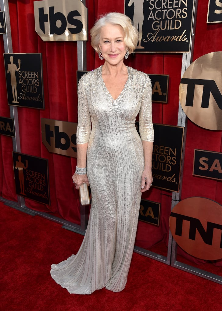 Helen Mirren All The Sexy Stunning Looks From Last Year