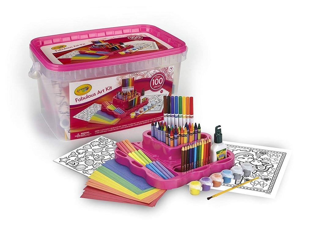 Crayola Fabulous Art Kit