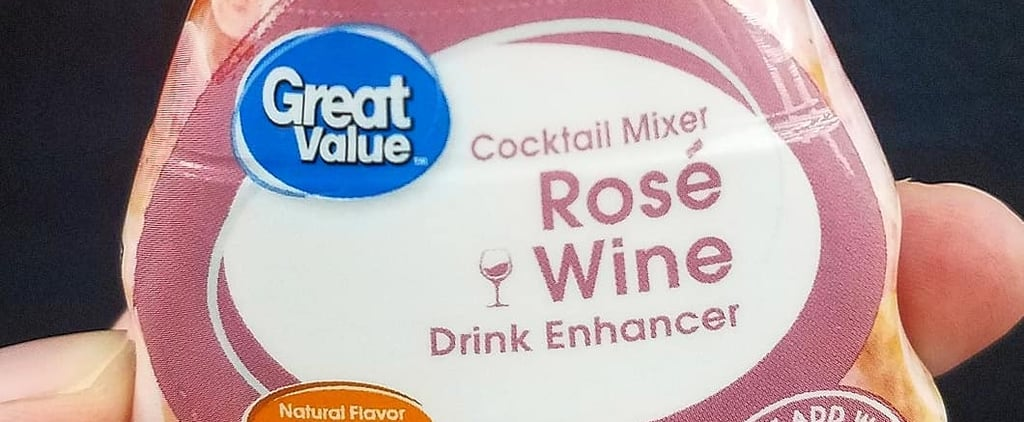 This Rosé Drink Mix From Walmart Makes Water Taste Like Wine