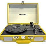 Crosley Cruiser Deluxe Portable 3-Speed Turntable