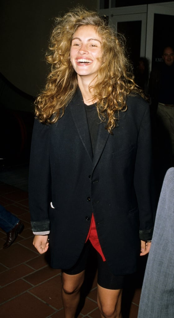 Julia Roberts With Her Natural Hair Color