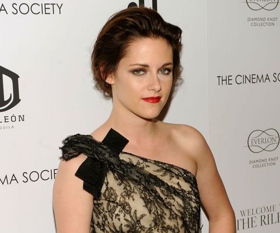 Slide Picture of Kristen Stewart at Welcome to the Riley's Red Carpet