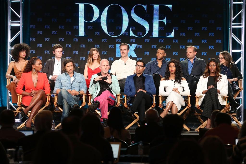 Pose Cast