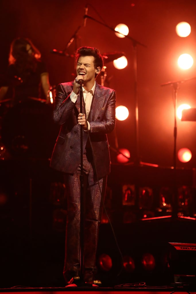 In Pictures: Harry Styles' Night at the ARIAs